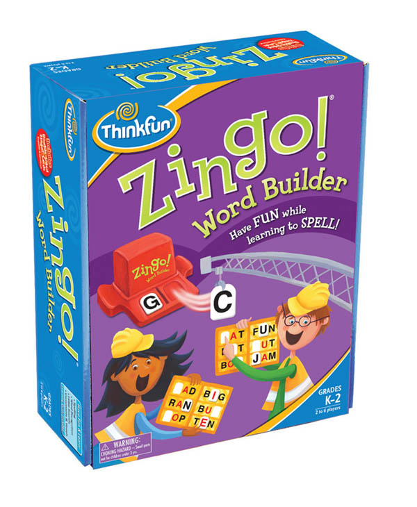 Game/Zingo! Word Builder-1