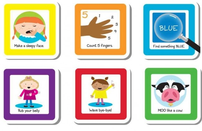 Roll & Play Game for Toddlers-4