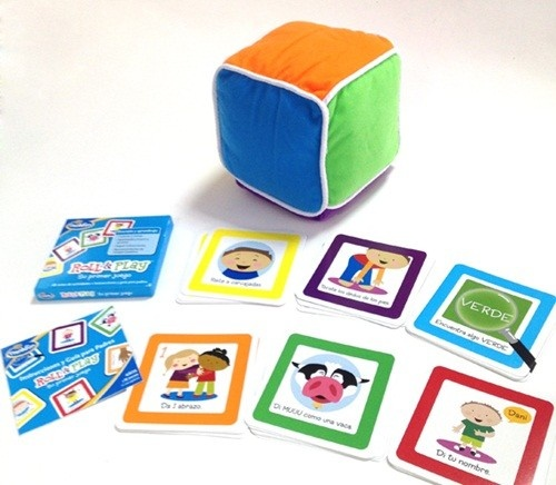 Roll & Play Game for Toddlers-3