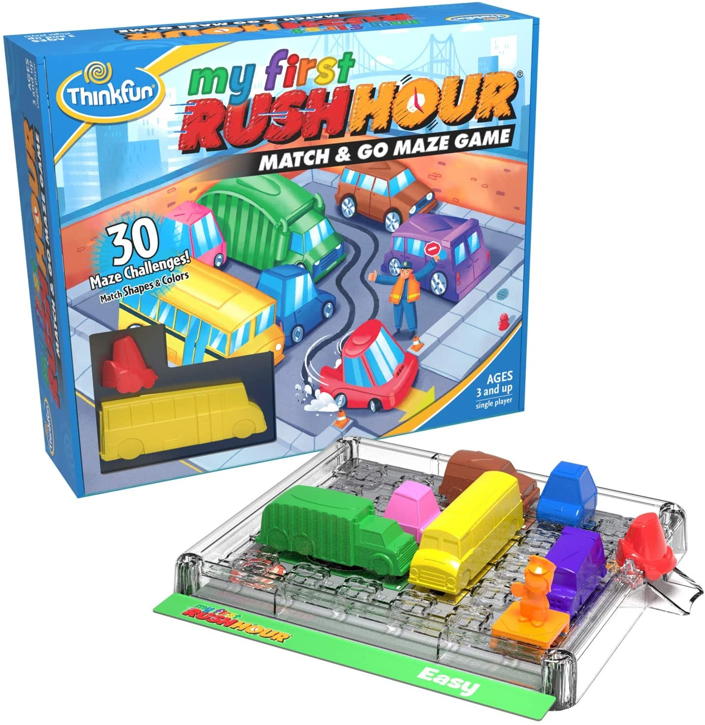 My First Rush Hour Game-1