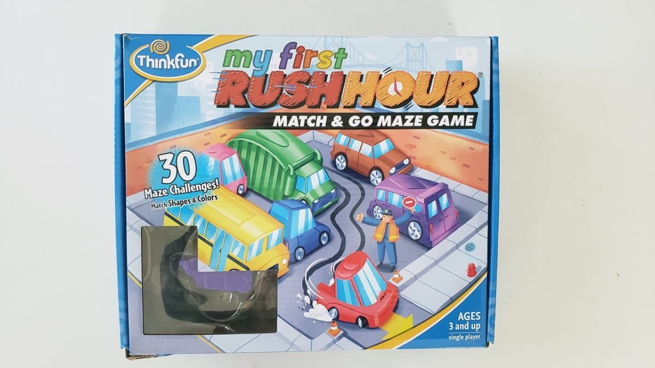 My First Rush Hour Game-2