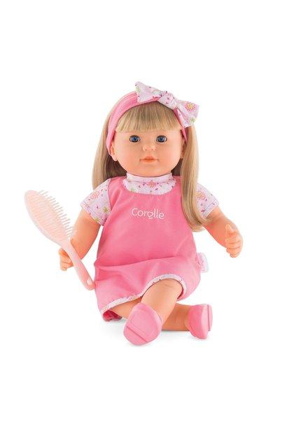 Chouquette Blonde Adele Corolle