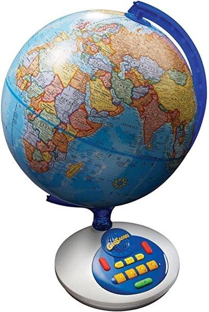 GeoSafari Talking Globe