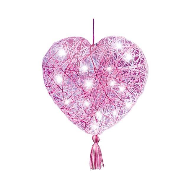 Kit/String Art Heart Light-2