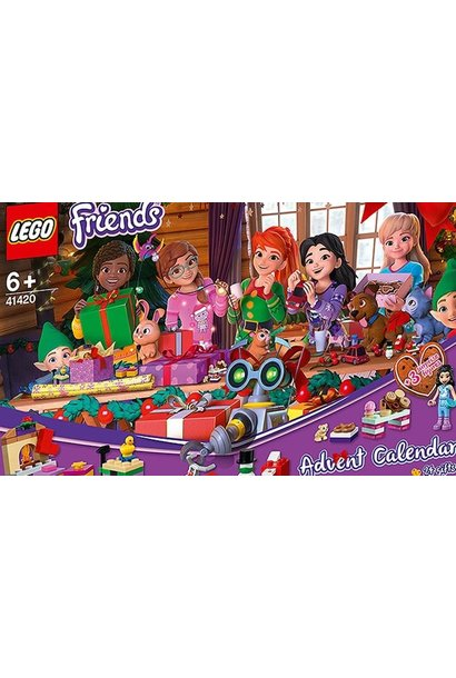 Friends Advent LEGO Calendar 2020
