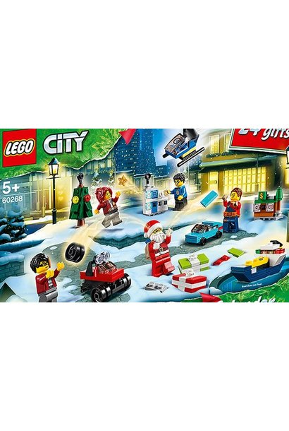 City Advent LEGO Calendar 2020