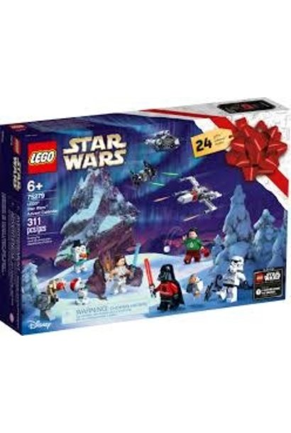 Star Wars  Advent LEGO Calendar 2020
