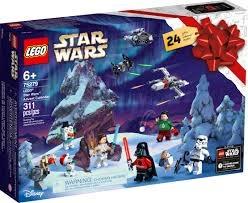 Star Wars  Advent LEGO Calendar 2020-1