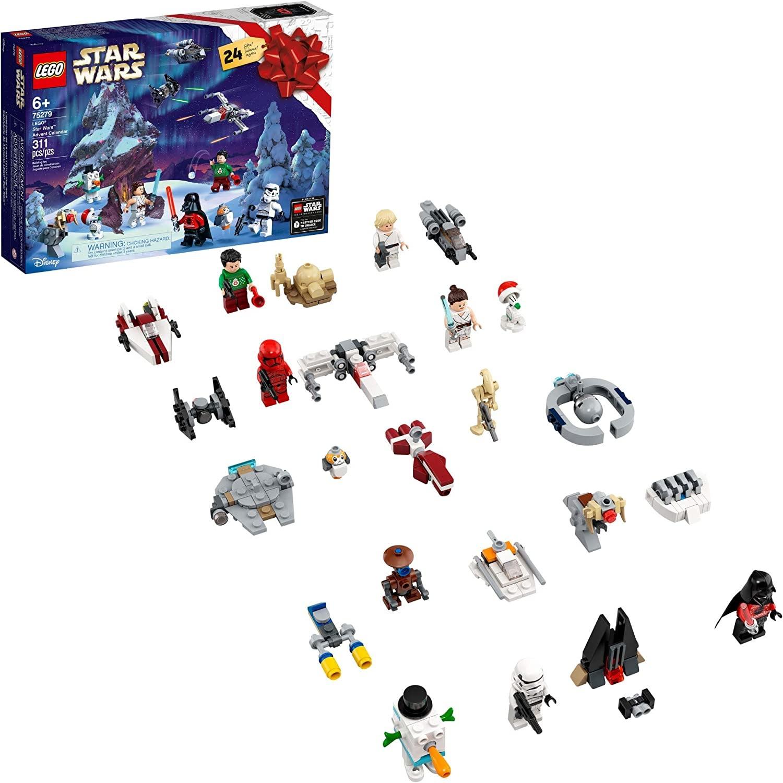 Star Wars  Advent LEGO Calendar 2020-2