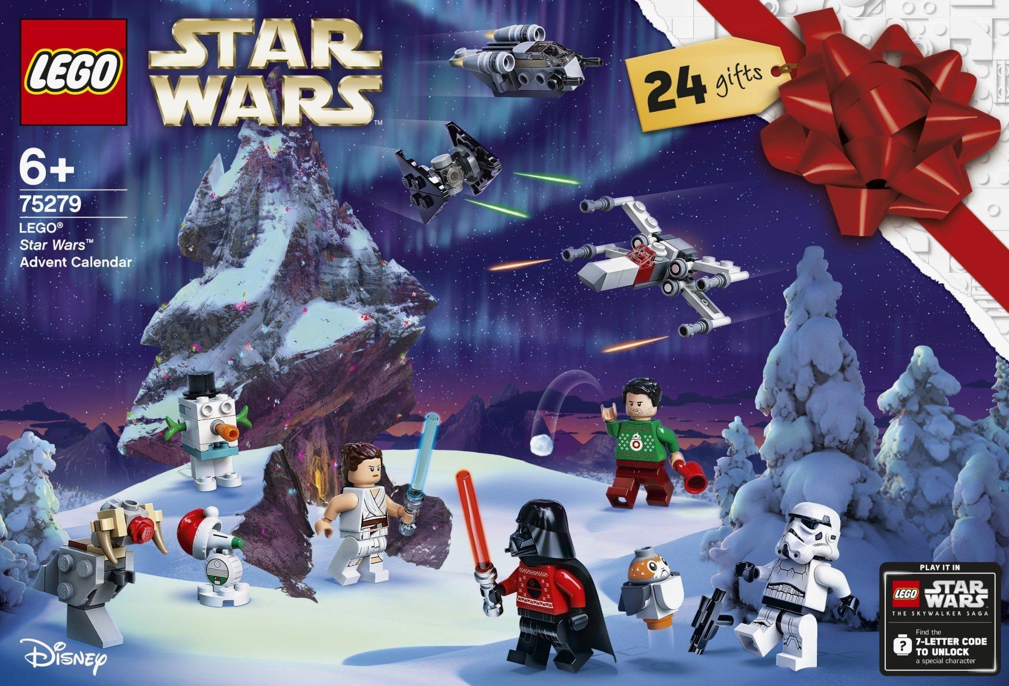 Star Wars  Advent LEGO Calendar 2020-3