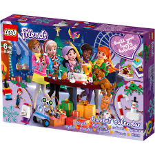 LEGO Friends Advent Calendar-1