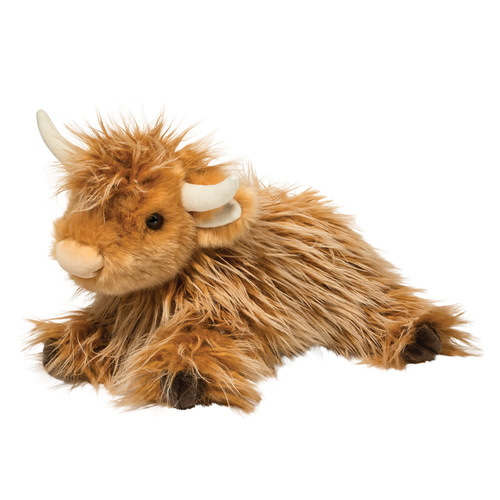 DLux  Highland Cow Wallace-1
