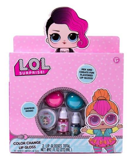 LOL Surprise Color Change LipGloss 2-1