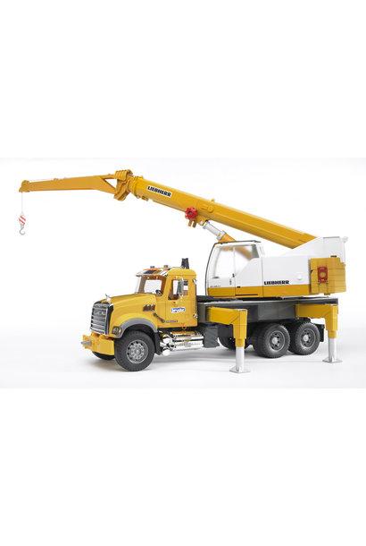 Bruder/MACK Crane Truck