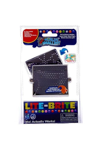 Super Impulse Lite-Brite