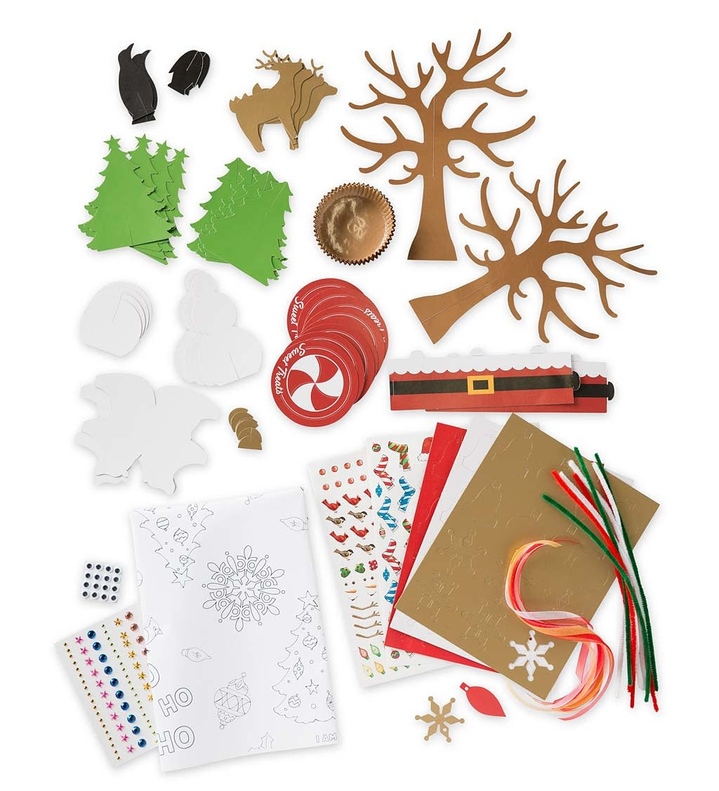 Holiday Table Decorating Kit-4