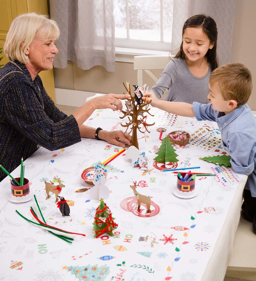 Holiday Table Decorating Kit-3