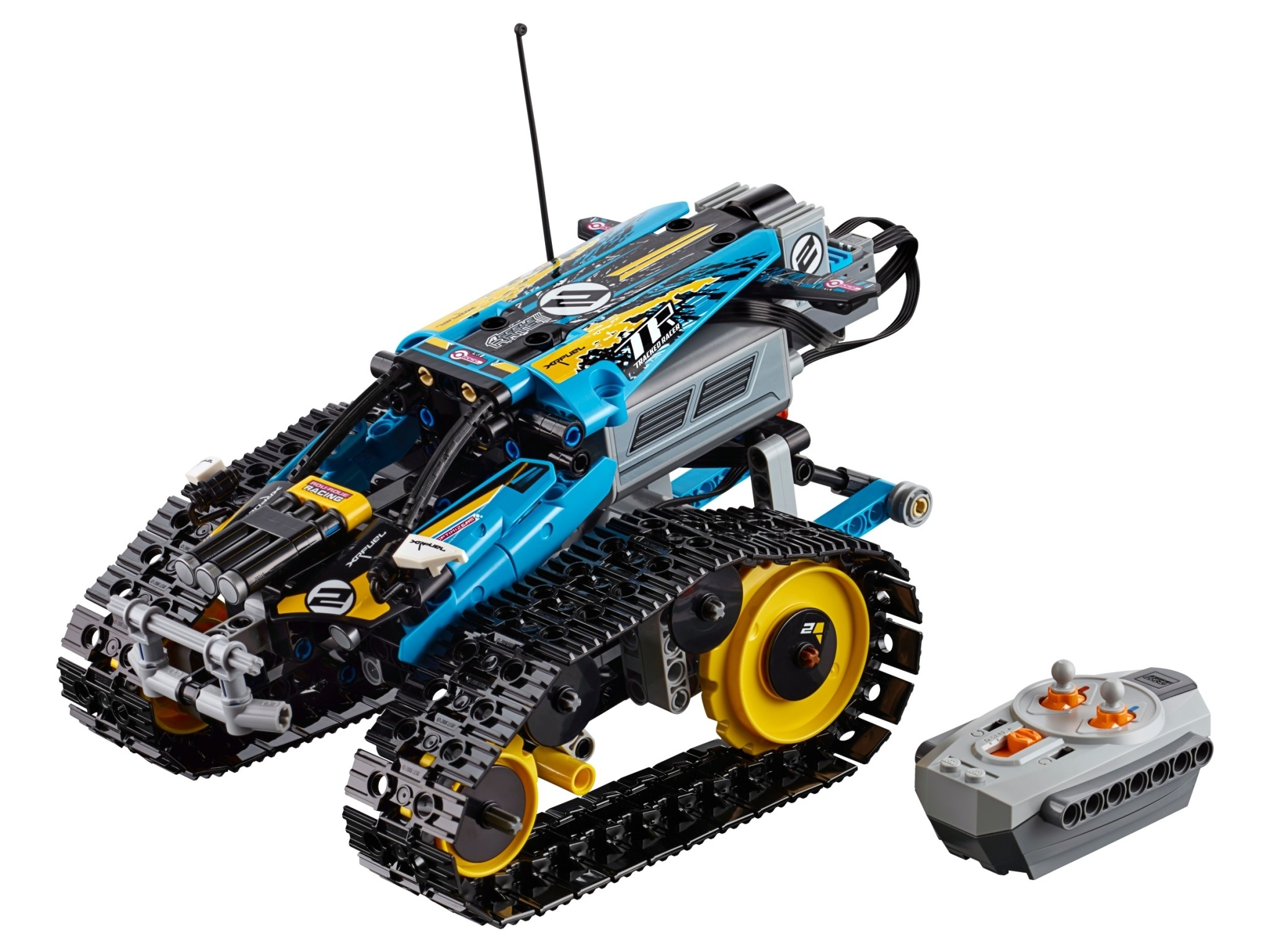 LEGO Technic Remote-Controlled Stunt Racer-2