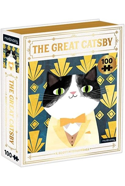 The Great Catsby 100 pc Puzzle