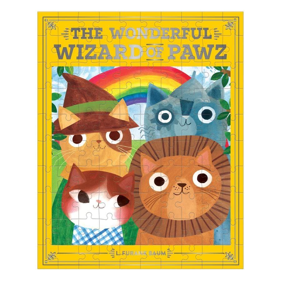 The Wonderful Wizard of Pawz 100 pc Puzzle-2