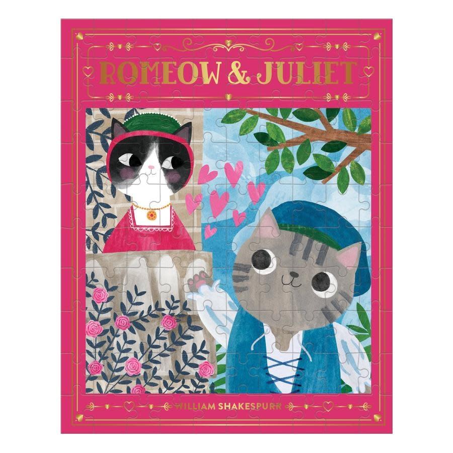 Romeow & Juliet 100 pc Puzzle-2