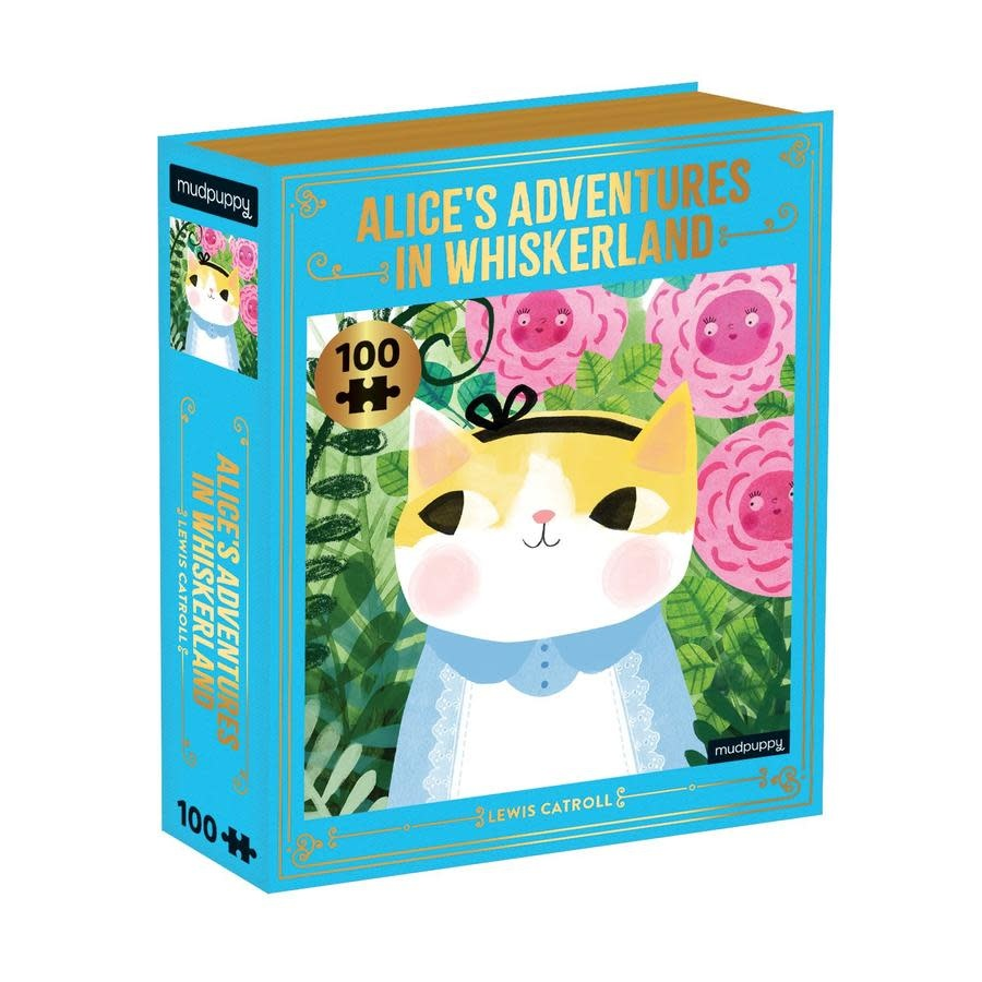 Alice's Adventures In Whiskerland 100 pc Puzzle-2
