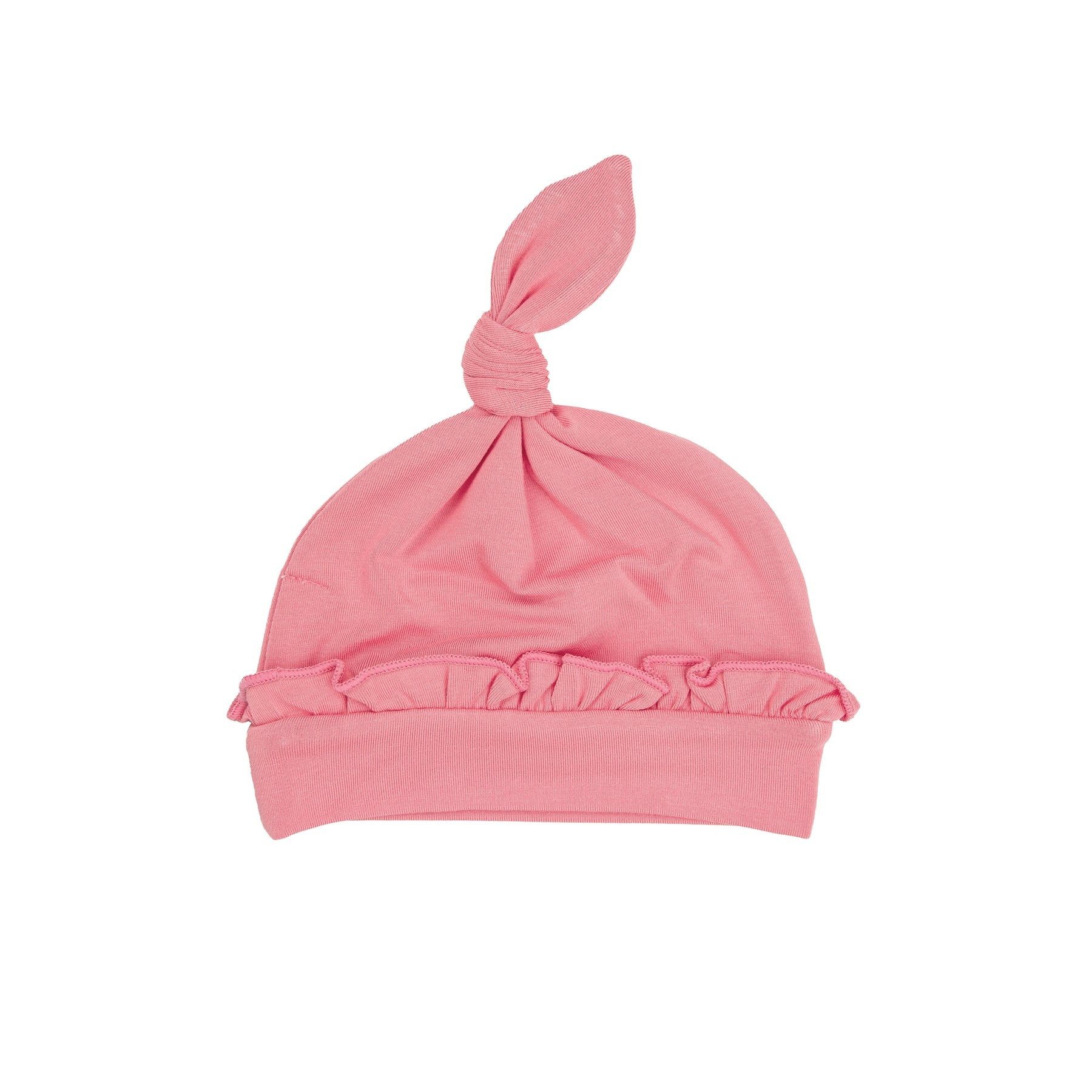 Angel Dear Basic Gown & Cap Set Flamingo Pink-2