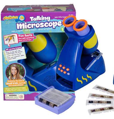 GeoSafari Jr. Talking Microscope-1