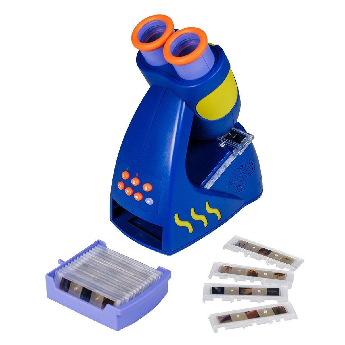GeoSafari Jr. Talking Microscope-2