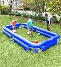 Inflatable Soccer Pool-2