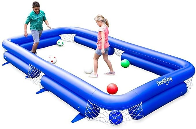 Inflatable Soccer Pool-1