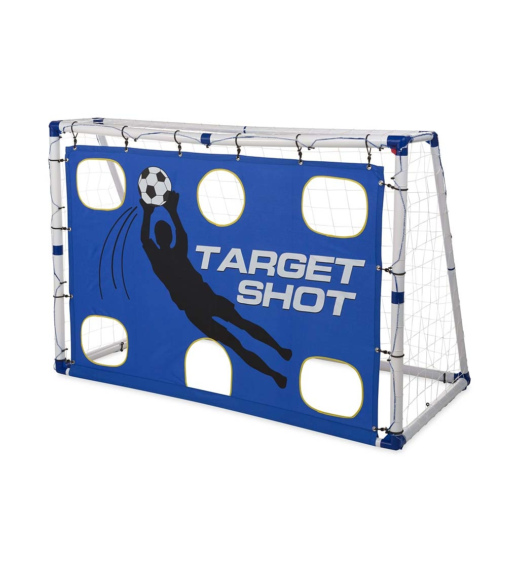 3 In 1 Soccer Trainer-1