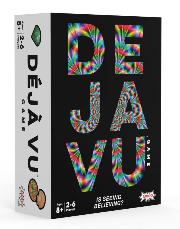 Deja Vu Game from Amigo-1