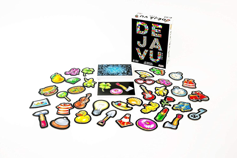 Deja Vu Game from Amigo-2