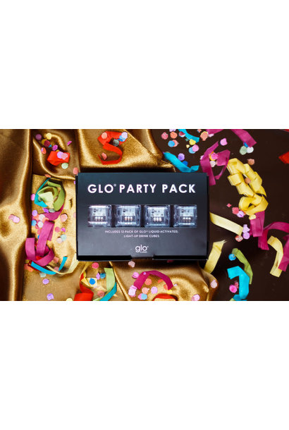 Glo Cubes Party 12 Pack