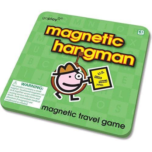 Magnetic Hangman Game-1