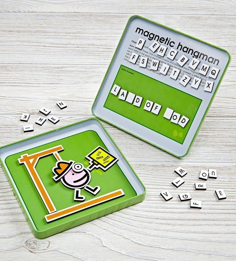 Magnetic Hangman Game-2