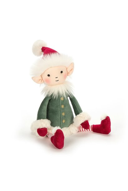 Lefty Elf Medium by JellyCat