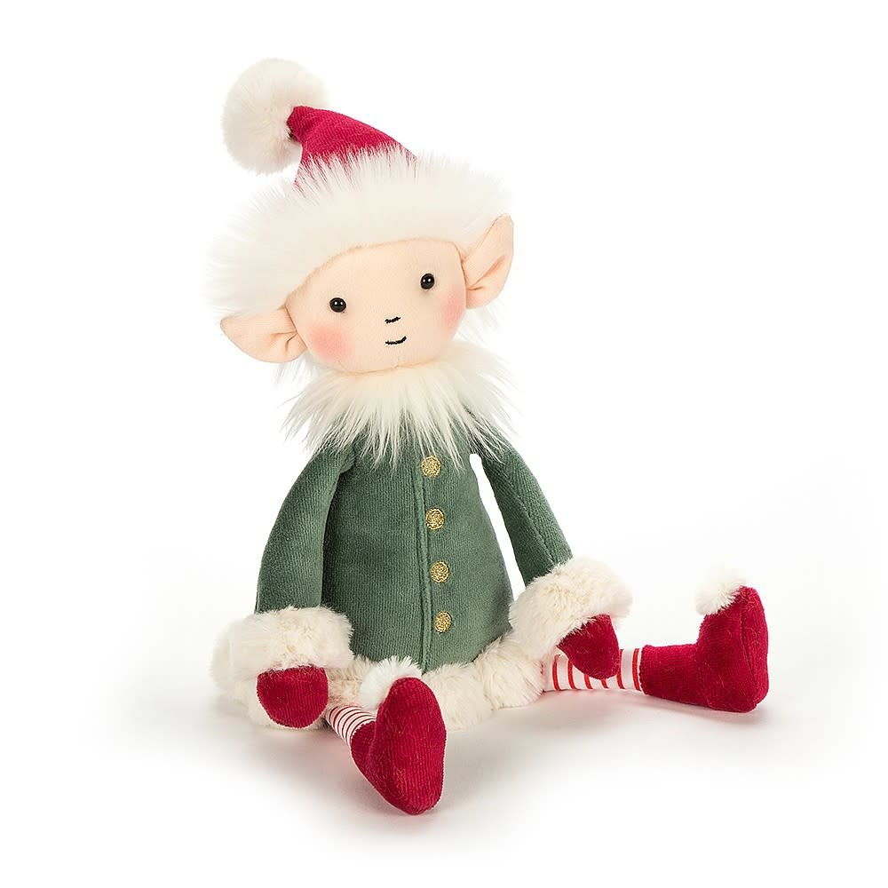 Lefty Elf Medium by JellyCat-1