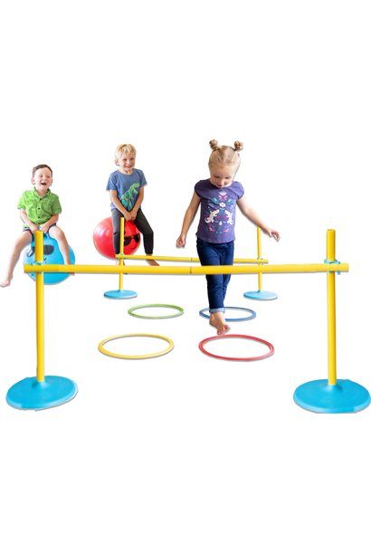 Playzone Fit Obstacle Race Set