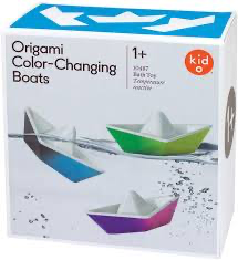 Origami Color-Changing Boats-1