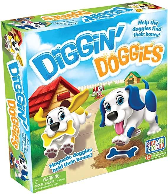 Diggin' Doggies Game-1