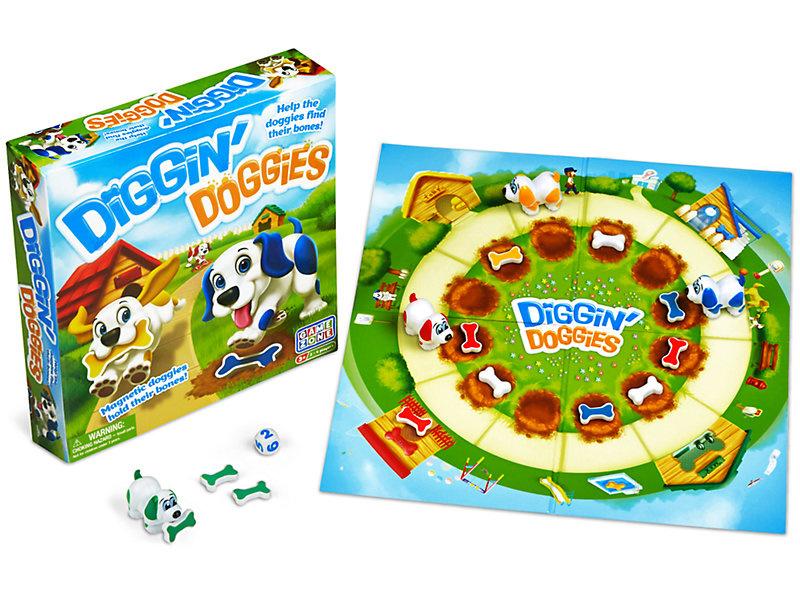 Diggin' Doggies Game-2