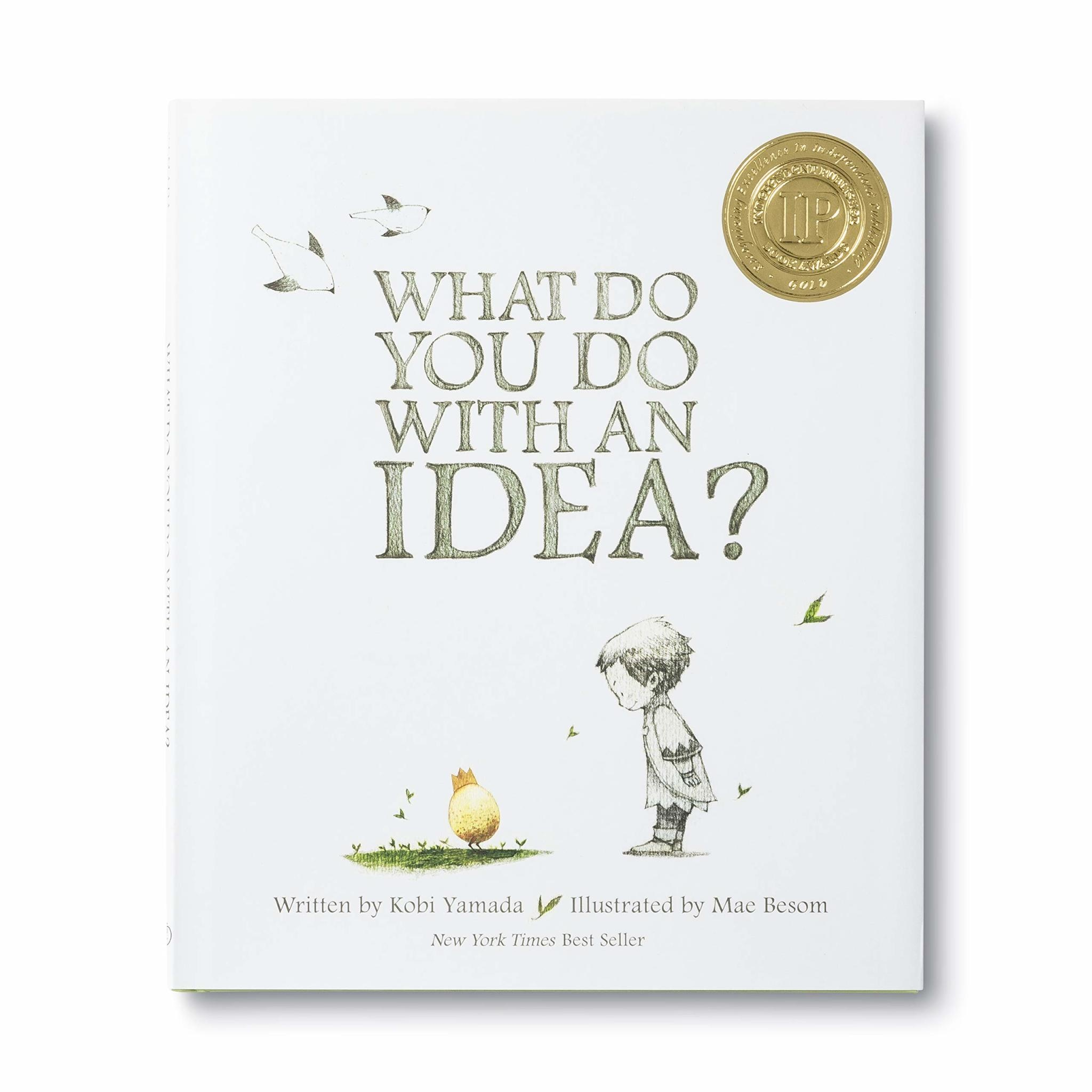 What Do You Do With An Idea?-1