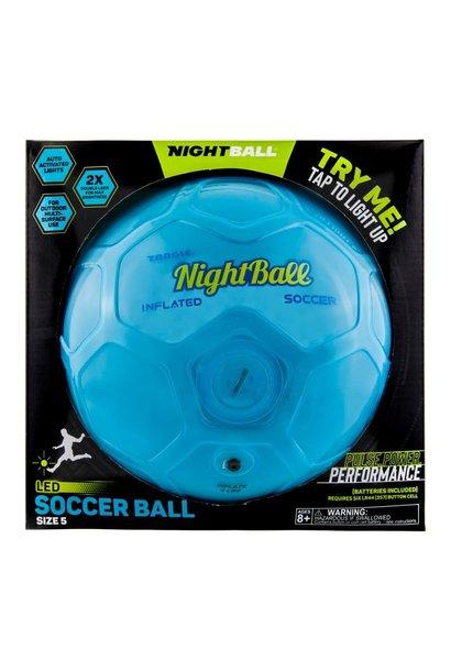 Tangle NightBall Soccer Blue