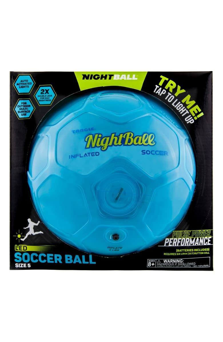 Tangle NightBall Soccer Blue-1