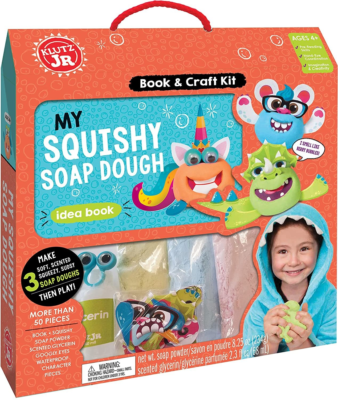 My Squishy Soap Dough Klutz Jr.-1