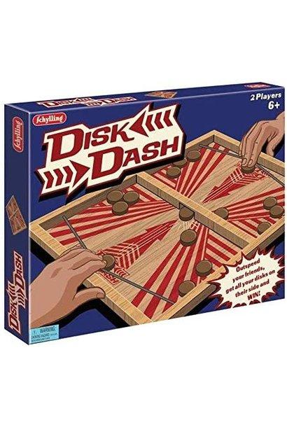 Disk Dash Game