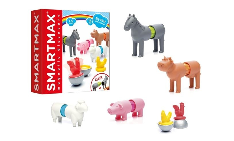 SmartMax My First Farm Animals-2