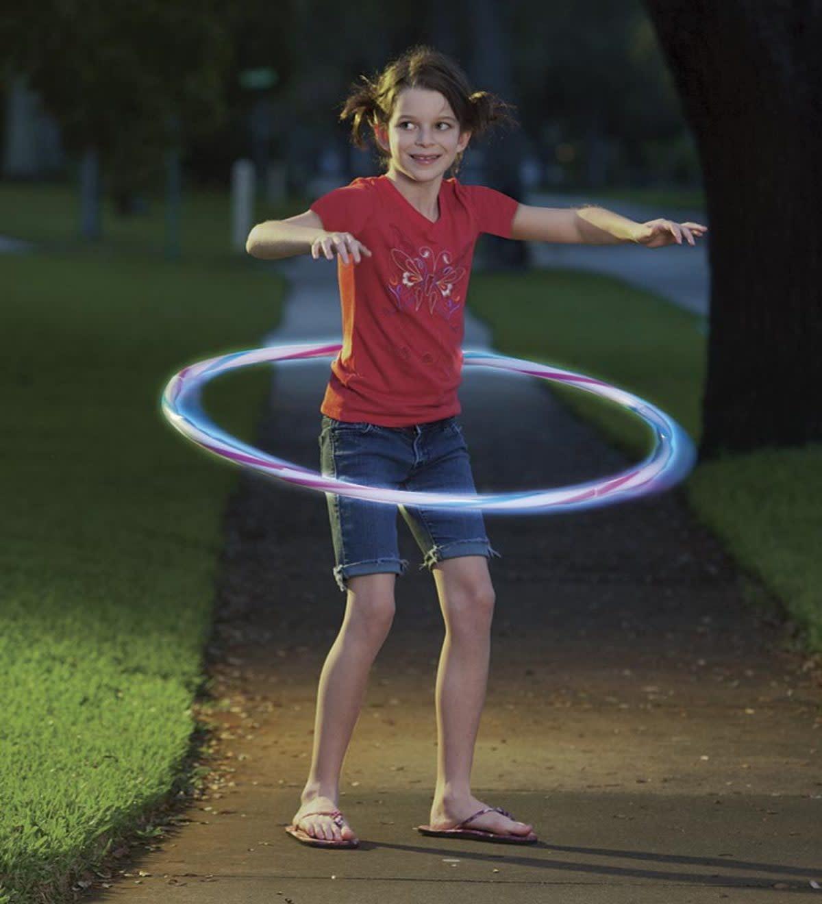 Hula Hoop Fun LED-1